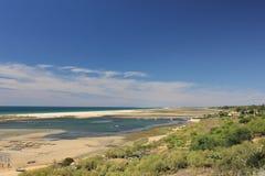 Cacela Velha, Algarve-Portugal fotografering för bildbyråer