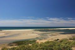 Cacela Velha, Algarve-Portugal royaltyfri foto