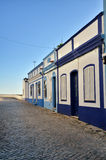 Cacela Velha, destino portugués Imagen de archivo libre de regalías