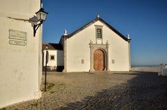 Cacela Velha, Portugalski miejsce przeznaczenia Zdjęcia Stock
