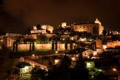 Caceres, средневековый город Стоковое фото RF