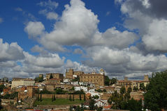 Caceres 02 Royalty Free Stock Photos