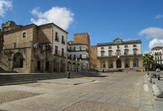 Caceres 25 Stock Image
