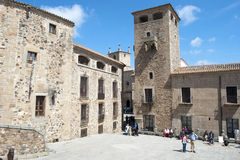 Caceres Stock Photography