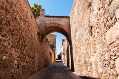Caceres Royalty Free Stock Images