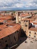 Caceres, Espagne Photo stock