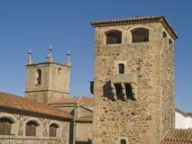 Caceres, Espanha Fotografia de Stock