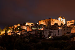Caceres, medieval city Stock Photography