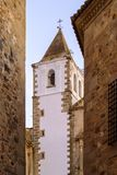 Caceres monumental city Extremadura Spain Royalty Free Stock Images