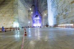 Cacerola de la sal de Slanic Prahova Imagen de archivo libre de regalías