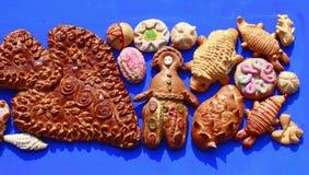 Cacerola de muerto Foto de archivo libre de regalías