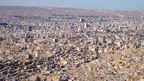 Cacerola de Tabriz, Azerbaijan almacen de video
