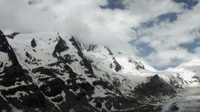 Cacerola del glaciar de Pasterze metrajes