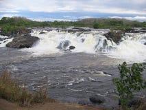 Cachamay, Nationaal Park, Guayana-stad venezuela royalty-vrije stock fotografie