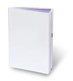 Cache blanc de catalogue Photographie stock libre de droits