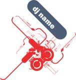 cache cd créateur Image libre de droits