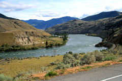 Cache Creek BC Royalty Free Stock Images