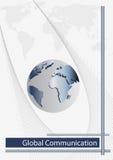 Cache de brochure - carte de visite professionnelle de visite Photos libres de droits