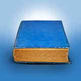 Cache de livre Photographie stock