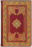 Cache de livre français de cru 1901, édition 7/100 Photographie stock libre de droits