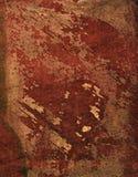 Cache de vieux livre Photo libre de droits