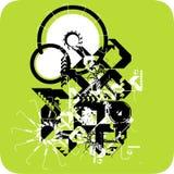 cache DJ Photos libres de droits