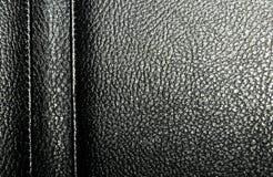Cache en cuir noir photos libres de droits