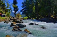 Cachemira Betab Vally Fotografía de archivo libre de regalías