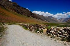 Cachemira - el cielo en la tierra Fotografía de archivo libre de regalías