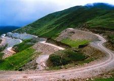 Cachemira - el cielo en la tierra Imágenes de archivo libres de regalías