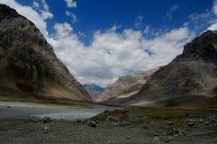 Cachemira - el cielo en la tierra Imagenes de archivo