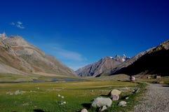 Cachemira - el cielo en la tierra Foto de archivo libre de regalías