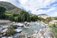 Cachi Adentro dans Salta, Argentine du nord image stock