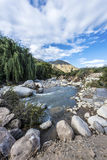 Cachi Adentro in Salta, northern Argentina Royalty Free Stock Images