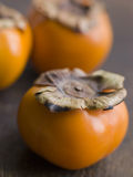 Cachi, frutta di Sharon Immagine Stock Libera da Diritti