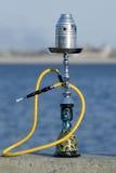 Cachimbo de água da água do tabaco turco Fotos de Stock Royalty Free