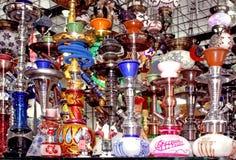 Cachimbo de água ou shisha Imagens de Stock