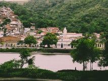 Cachoeira,巴伊亚,巴西 免版税库存照片
