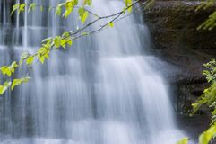 Cachoeira 2 Foto de Stock Royalty Free