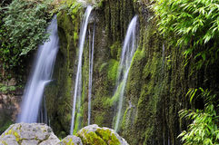 A cachoeira Fotografia de Stock