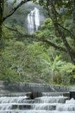 Cachoeira 4. de Siriphum. Imagem de Stock