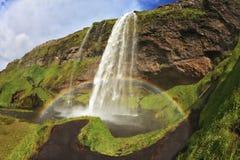 A cachoeira Fotos de Stock