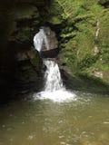 A cachoeira Imagens de Stock