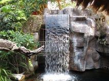 Cachoeira artificial imagem de stock royalty free