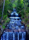 Cachoeira austríaca Fotografia de Stock