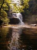 Cachoeira azul de Ridge Fotos de Stock Royalty Free