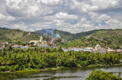 Cachoeira (Bahía, el Brasil) Imagenes de archivo