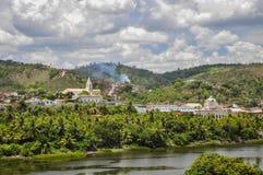 Cachoeira (Bahia, Brasilien) Arkivbilder