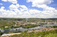 Cachoeira (Bahia, Brazil) Royalty Free Stock Image