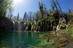 Cachoeira bonita imagens de stock royalty free